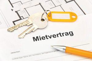 Eigentumswohnung Vermietung Mietvertrag
