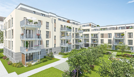PROJECT Immobilien Haake Höfe