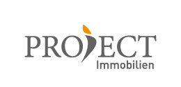 PROJECT Immobilien Logo