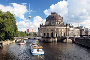 Die Museumsinsel gehört seit 1999 als weltweit einzigartiges kulturelles und bauliches Ensemble zum UNESCO-Welterbe. © fhmedien_de / Fotolia.com