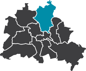 Karte Berlin-Pankow
