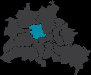 Karte Berlin-Mitte