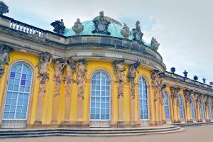Schloss Sanssouci © Silvy K. / Fotolia.de