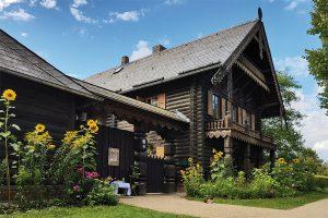 Potsdam hat viele Eigentümlichkeiten, z.B. die im russischen Stil erbaute Kolonie Alexandrowka. © de Vries